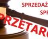Rozstrzygnięcie Przetargu - Sprzedaż Samochódu Lublin