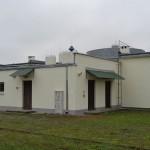 Stacja Uzdatniania wody w miejscowości Chrząstów Wielki
