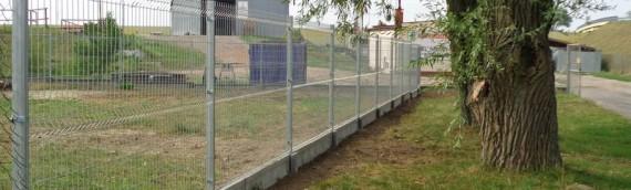 Remont ogrodzenia…