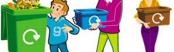 Segregacja odpadów…..